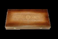 Backgammons 46x23 cm
