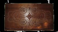 Backgammon 30x30 cm