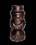 Świecznik rzeźbiony