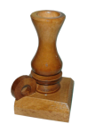 Candleholder with handle (small)