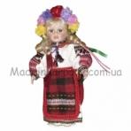 Lalka w ukraińskim fancywork
