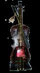 Скрипка 60 см