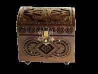 Pudełko na biżuterię 7х10х8 sm