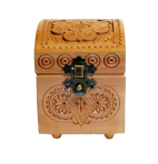 Pudełko na biżuterię 7х7 (jasne)