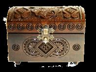 Pudełko na biżuterię 7х13 cm