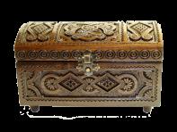 Pudełko na biżuterię 9x18 cm