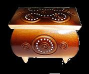 Pudełko na biżuterię 8x11