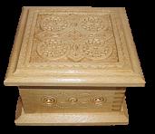 Pudełko na biżuterię 14x14