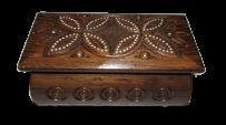Pudełko na biżuterię 16x8 cm
