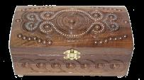Pudełko na biżuterię 20x10 cm