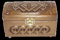 Pudełko na biżuterię 15x8 cm