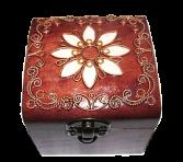 Pudełko na biżuterię 8x8