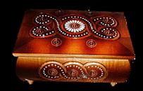 Szkatułka 16x11 cm
