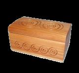 Pudełko na biżuterię 6x5x10 cm