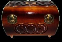 Kuffer 16x11