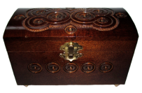 Dower chest 16x8