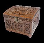 Pudełko na biżuterię 16x16