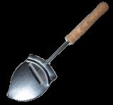 Лопатка-сырорезка металлическая