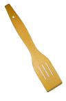 Wooden paddle