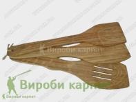 Zestaw szpatułek kuchennych
