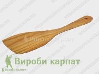 Wooden paddles 34cm