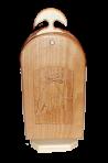 Р. доски с резными орнаментами