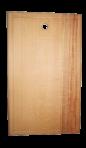 Prostokątny ścięty 22 cm