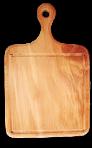 Deska z rączką 24 cm