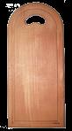 Deska do krojenia drewno 16 cm