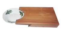 Обробна дошка під тарілку