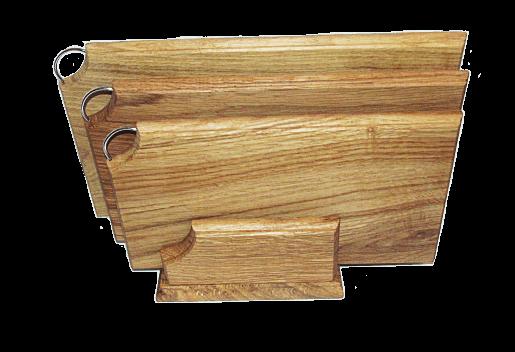 Обзор лучших кухонных досок из дерева