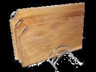 Zestaw desek kuchennych z dębu