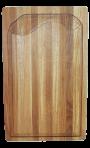 Deska do krojenia dębu 50x30 cm