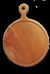 Deska kuchenna z rączką 30 cm