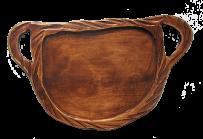 Taca wykonana ręcznie