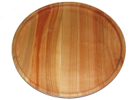 Wooden tray 30 cm