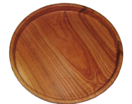 Wooden tray 20 cm