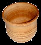 Drewniana zaprawa 12 cm.