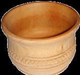Drewniana zaprawa 15 cm.