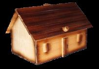 Хлібниця будиночок