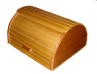 Bread Box semicircular