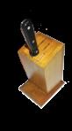 Подставка для кухонных ножи