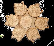 Kosz grzybowy Trivete