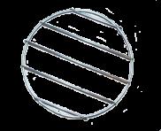 Кругла підставка