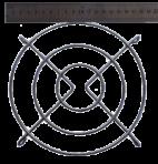 Металлическая подставка круглая