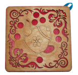 Trivet for hotter than 18x18