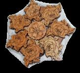 Підставка трояндочки 10