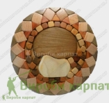Mushroom mosaic 17
