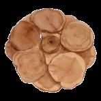 Trivet under hot (D 15-16 sm aromatyzowany)