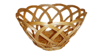 Тарелка из лозы (большая)